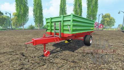 Strautmann SEK 802 para Farming Simulator 2015