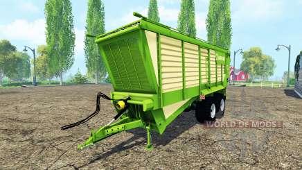 Krone TX 460 D para Farming Simulator 2015
