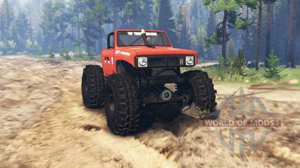 International Scout II TTC para Spin Tires