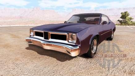 Mercury Cougar 1973 para BeamNG Drive