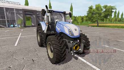 New Holland T7.290 v1.1 para Farming Simulator 2017