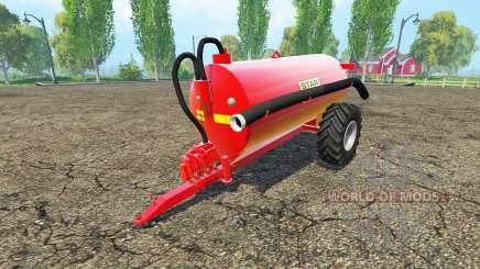 Star 1100 v2.0 para Farming Simulator 2015
