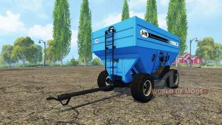 J&M 680 v3.0 para Farming Simulator 2015