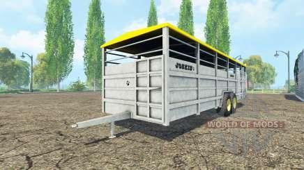 JOSKIN Betimax RDS 7500 v3.7.1 para Farming Simulator 2015