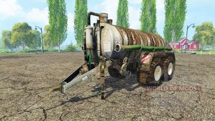 Kotte Garant VT 14000 para Farming Simulator 2015