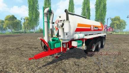 Bossini B200 para Farming Simulator 2015