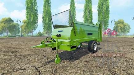 BERGMANN M 1080 unmarked para Farming Simulator 2015