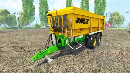 JOSKIN Trans-Space 7000-23 v4.0 para Farming Simulator 2015