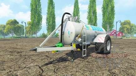 Bauer V107 v1.1 para Farming Simulator 2015