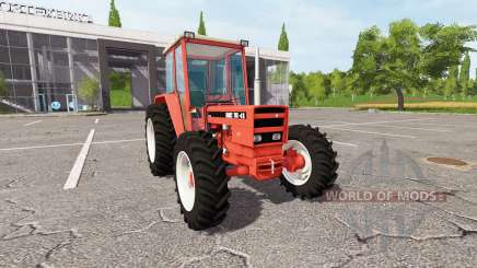 Renault 751.4s para Farming Simulator 2017