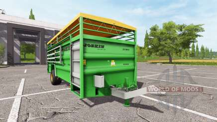JOSKIN Betimax RDS 6000 para Farming Simulator 2017