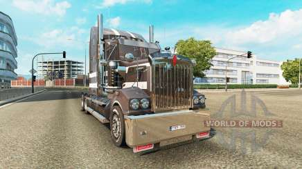 Kenworth T908 v4.0 para Euro Truck Simulator 2