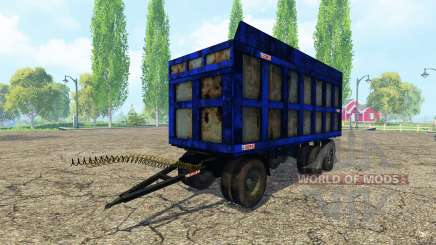 Zorzi para Farming Simulator 2015