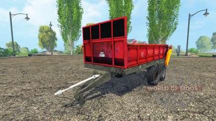 FILA 6 para Farming Simulator 2015