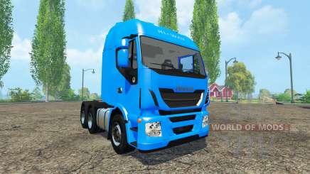 Iveco Stralis Hi-Way para Farming Simulator 2015