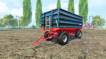 Farmtech ZDK 1400 para Farming Simulator 2015