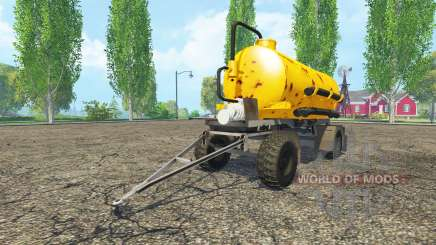 Fortschritt HW 80 para Farming Simulator 2015