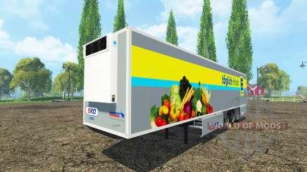Schmitz Cargobull Edeka v1.3 para Farming Simulator 2015