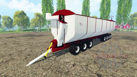 Barber Engineering MotherBin para Farming Simulator 2015