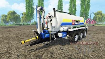 Bossini B200 v2.0 para Farming Simulator 2015