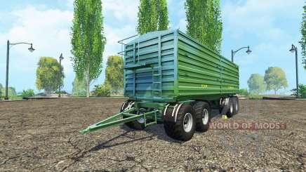 Fuhrmann FF 40000 para Farming Simulator 2015