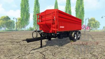 Grimme MultiTrailer 190 para Farming Simulator 2015