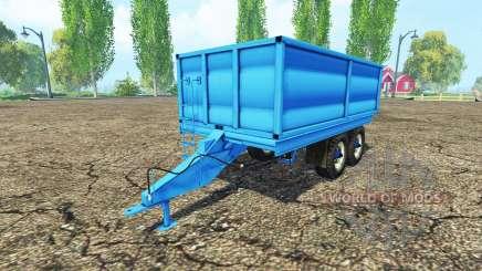 Fortschritt T088 para Farming Simulator 2015