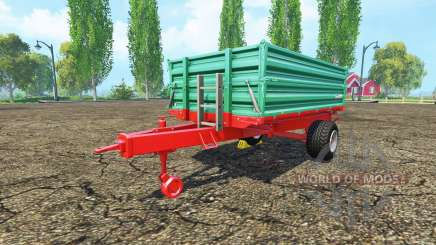 Farmtech TDK 800 para Farming Simulator 2015