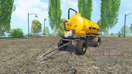 Fortschritt HW 80 v2.0 para Farming Simulator 2015