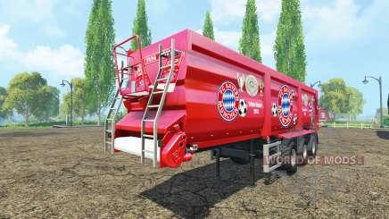 Krampe SB 30-60 FC Bayern Munich para Farming Simulator 2015