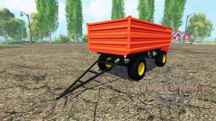 Zmaj 489 para Farming Simulator 2015