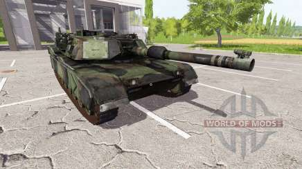 M1A1 Abrams para Farming Simulator 2017