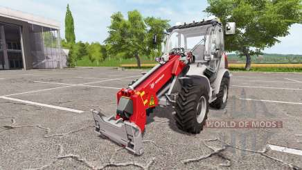 Weidemann 3080 CX 80T v1.2 para Farming Simulator 2017