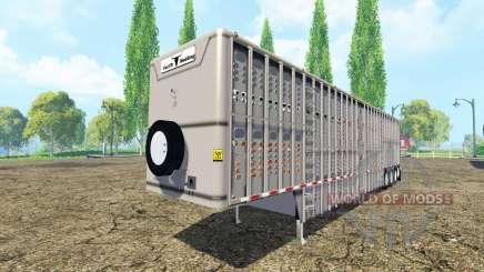 Livestock Trailer para Farming Simulator 2015