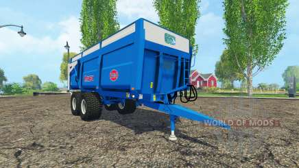 Maupu Evo 18000 para Farming Simulator 2015