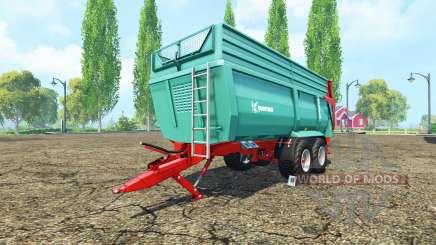 Farmtech Durus 2000 para Farming Simulator 2015