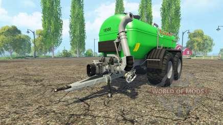 Eckart Lupus Line para Farming Simulator 2015