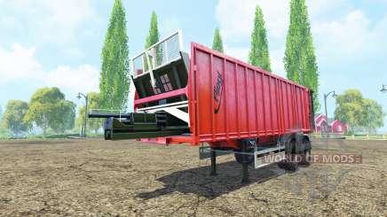Fliegl ASS 298 v1.2 para Farming Simulator 2015