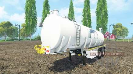 Kotte Garant TSA Parmalat v1.1 para Farming Simulator 2015
