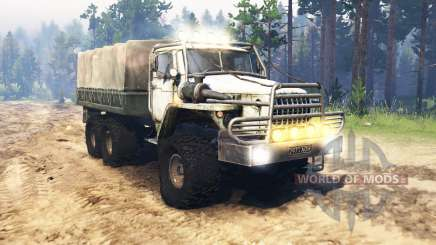 Ural 4320-10 URSS para Spin Tires