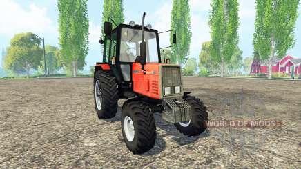 Belarús MTZ 892 v2.0 para Farming Simulator 2015