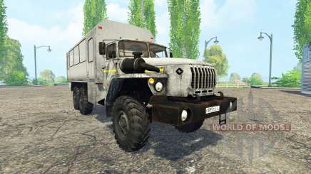 Ural 4320 para Farming Simulator 2015