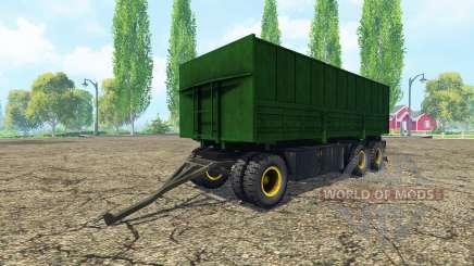 NefAZ 8560 v2.0 para Farming Simulator 2015