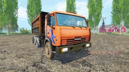 KamAZ 53212 para Farming Simulator 2015