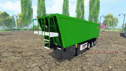 Fliegl Green Line para Farming Simulator 2015