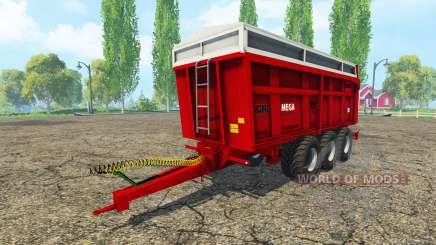 ZDT Mega 25 para Farming Simulator 2015