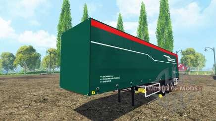 Schmitz Cargobull LKW Transport v1.1 para Farming Simulator 2015