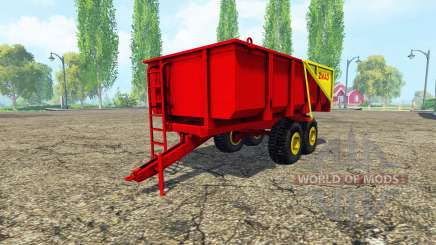 Zmaj 520 para Farming Simulator 2015