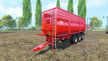 Krampe BBS 900 v1.5 para Farming Simulator 2015