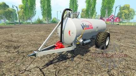 Vakutec VA 10500 para Farming Simulator 2015